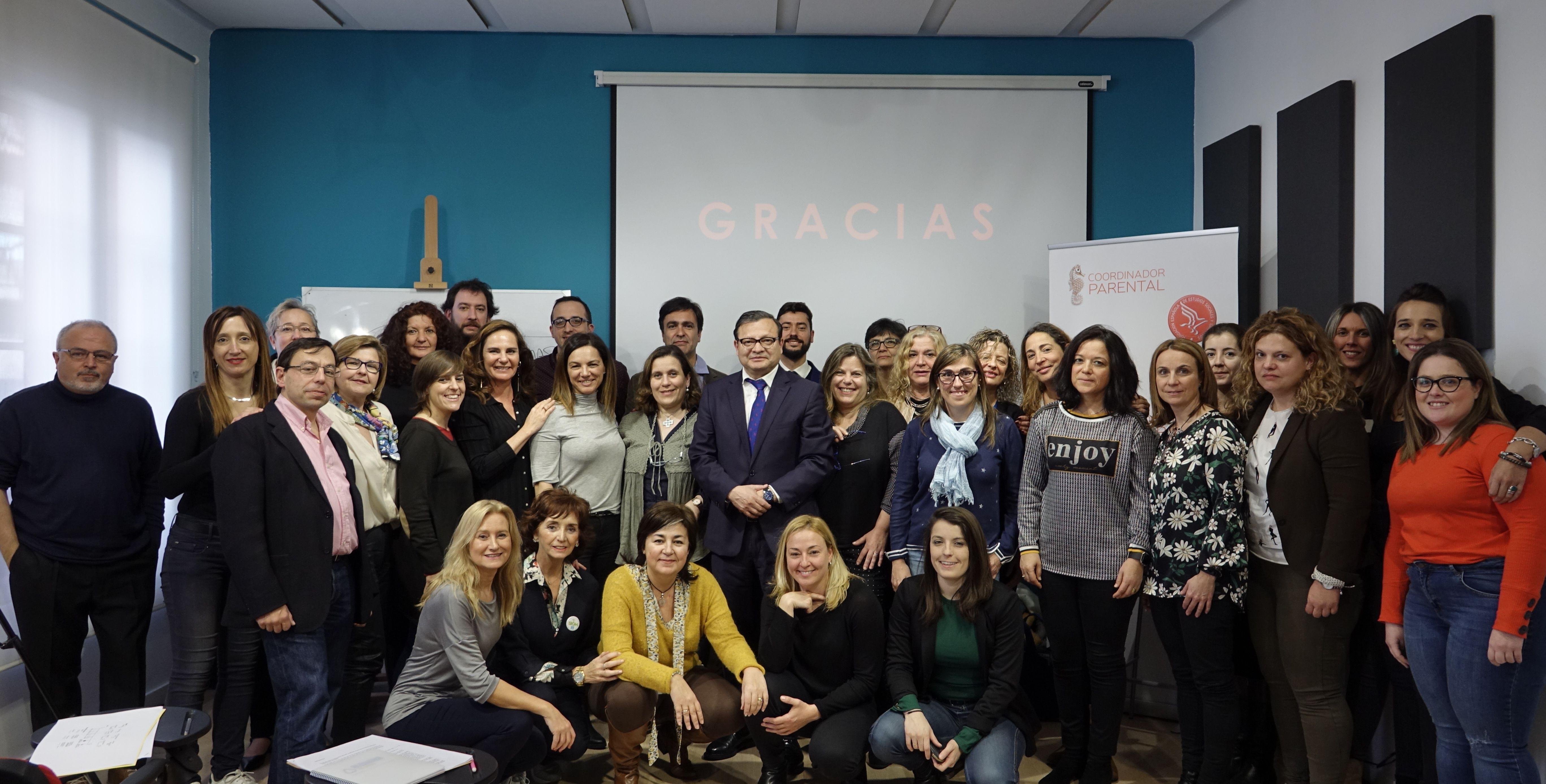 II Encuentro Coordinadores de Parentalidad Madrid