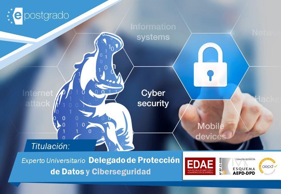 Delegado de Protección de Datos y Ciberseguridad