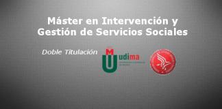 Máster en Intervención y Gestión de Servicios Sociales