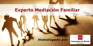 Curso en Mediación Familiar Comunidad de Madrid