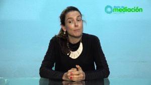 Hablando sobre mediación con Violeta Delgado