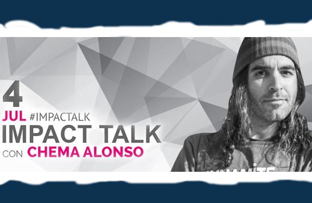 impact talk chema alonso