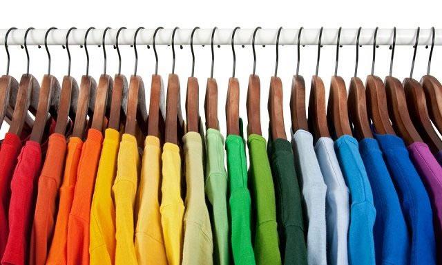 significado del color de tu ropa en una entrevista