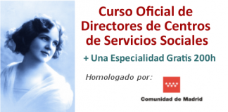 curso directores de centros de servicios sociales