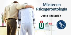 Máster en Psicogerontologia