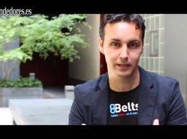 Entrevista al emprendedor Anxo Pérez, fundador de 8Belts