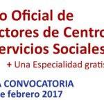 curso director de centros de servicios sociales