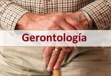 cursos área de gerontología