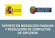 Experto en Mediación Gipuzkoa