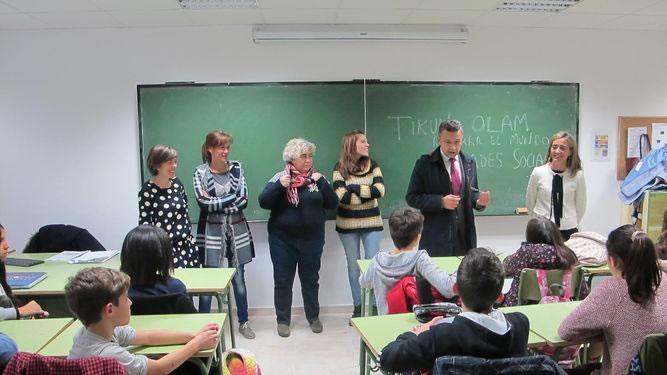 El programa de mediación escolar Versus funcionará en La Rioja en 2017