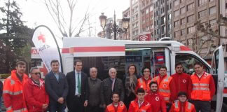 El Ayuntamiento da 30.000 euros al Programa de Acompañamiento de Voluntarios de Cruz Roja