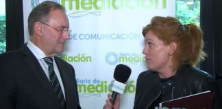 Álvaro Cuesta, del Consejo General del Poder Judicial, habla sobre la Formación de Mediadores