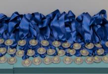 medallas al mérito profesional diario de mediación
