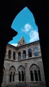Monasterio Aguilar de Campoo Palencia