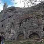 Iglesia rupestre Palencia, Arte Románico