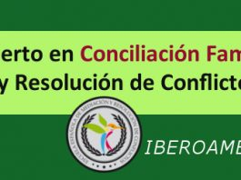 Experto Universitario en Conciliación Familiar y Resolución de Conflictos