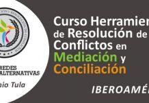 curso de herramientas en la resolución de conflictos