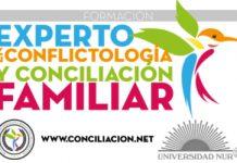 Experto en Conflictología y Conciliación Familiar. Universidad NUR