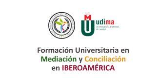 Formación Universitaria en Mediación y Conciliación en Iberoamérica