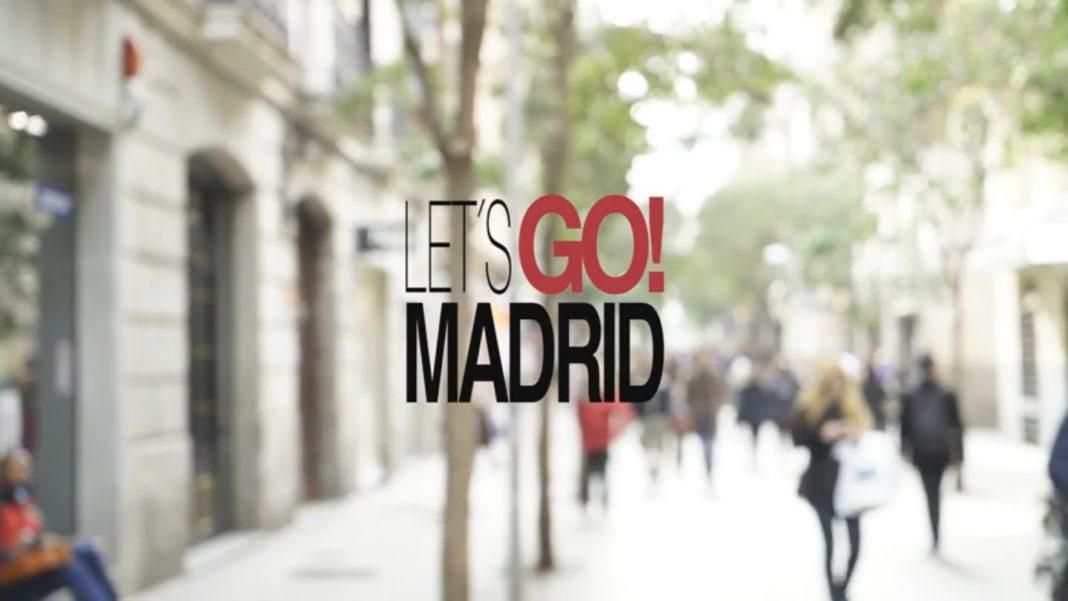 Let's go! Vídeo promocional de la Comunidad de Madrid