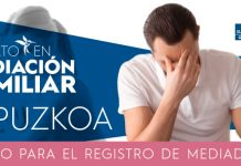 Curso Mediación Familiar en Gipuzkoa