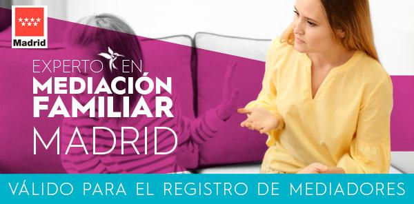 Curso Mediación Familiar en Madrid