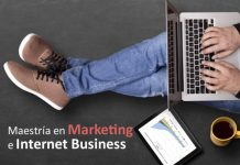 Maestría en Marketing e Internet Business