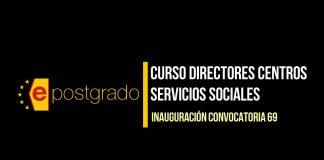 Inauguración Curso Directores Servicios Sociales