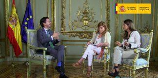 Entrevista José Amérigo Alonso: La Mediación es clave para el Ministerio de Justicia