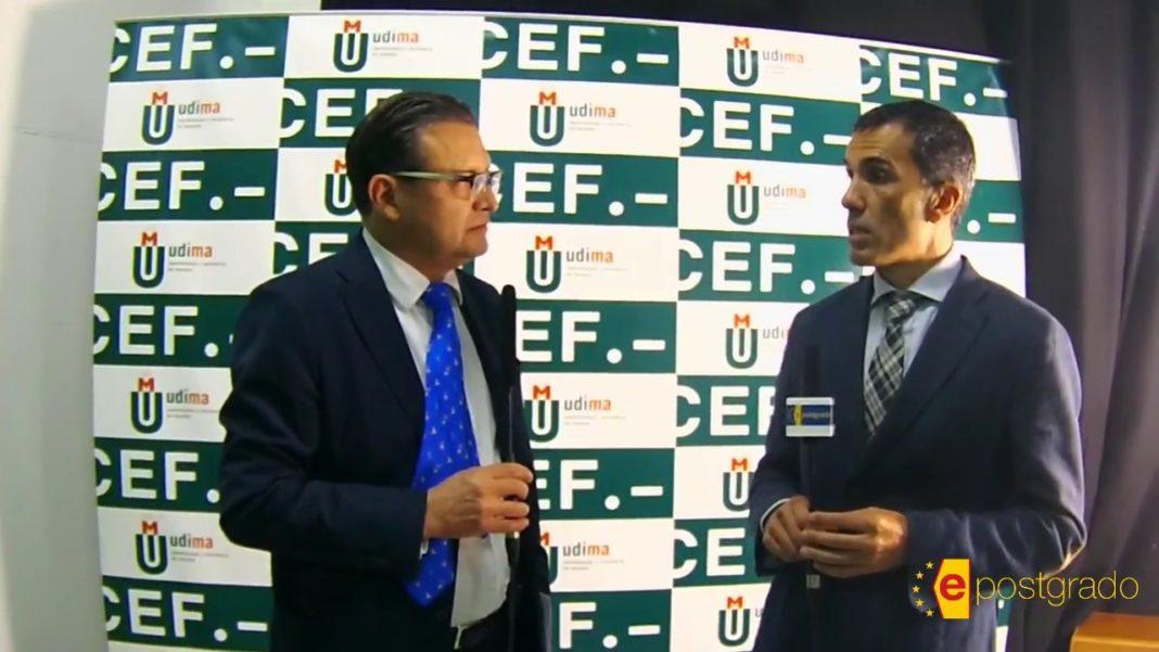 Entrevista Juan Luis Rubio Udima