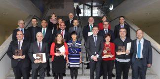 Docentes de nuestra escuela premiados por la Agencia Vasca de Protección de datos