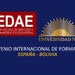 Universidad Nur Bolivia y EDAE