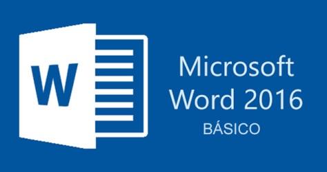 Curso básico de Microsoft Word 2016