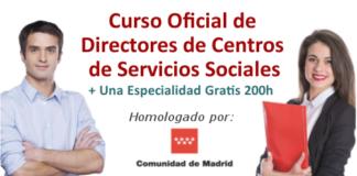 Curso Directores de Servicios Sociales
