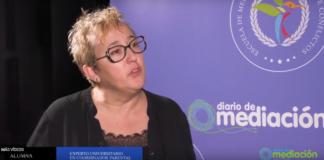 Núria Vázquez habla de su experiencia en Coordinación de Parentalidad