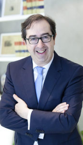 F. Javier Gonzalex explica la nueva LOPD