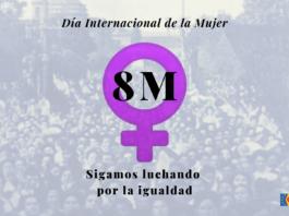8 marzo. Día Internacional de la Mujer