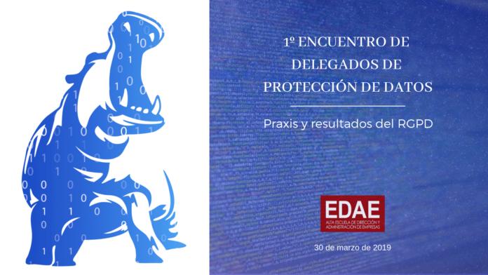1º Encuentro de Delegados de Protección de Datos en Madrid