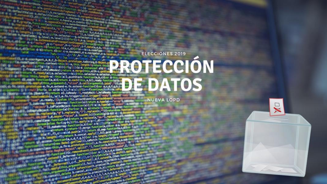 Protección de Datos en las Elecciones