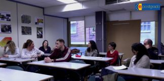 Alumnos de la convocatorioa 78ª del Curso de Directores de Servicios Sociales