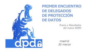 Madrid celebra el Primer Encuentro de DPD