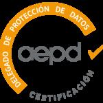 sello certificacion DPD EDAE