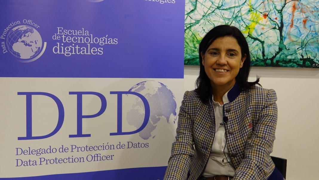Azucena Hernández, CEO de Eurocybcar, empresa de ciberseguridad en los coches