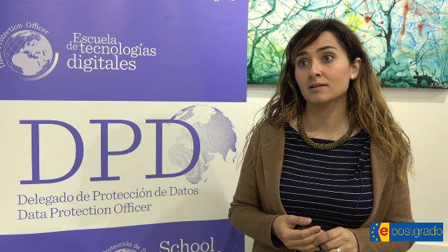 Sandra Ausell habla sobre el examen de certificacion de DPD en IVAC