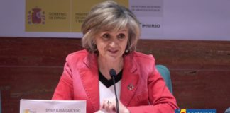 La ministra de Sanidad acude al acto de celebración de Ceapat por su 30 aniversario