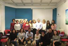 Alumnos del taller de Mediación