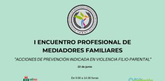 I Encuentro de Mediadores Familiares en Madrid