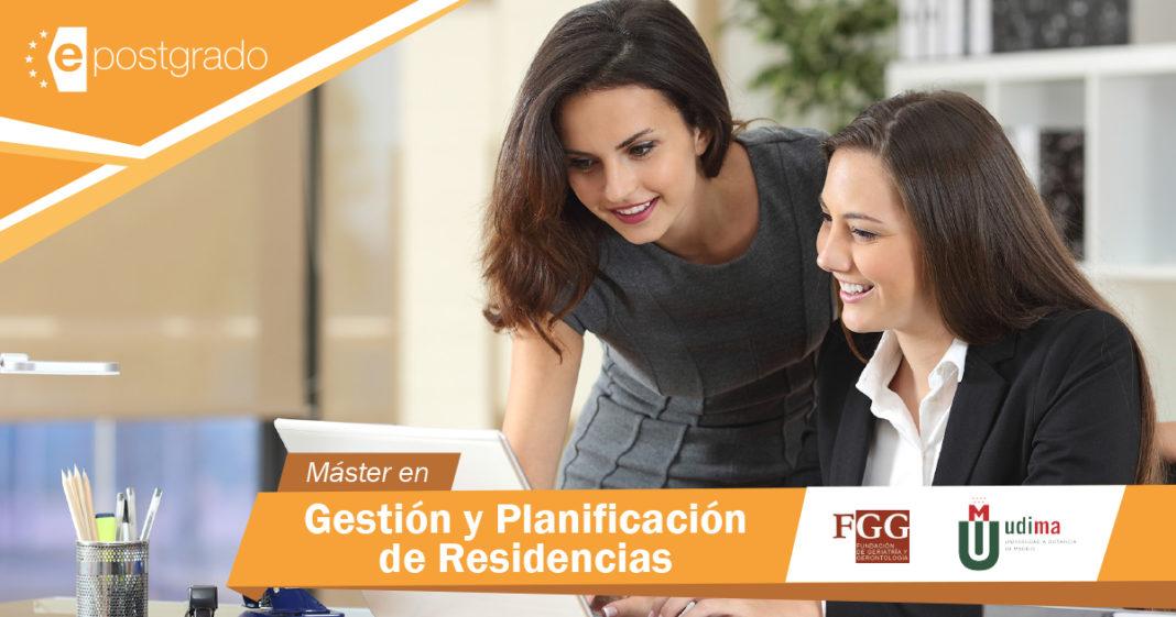 Gestión y Planificación de Residencias