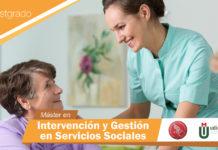 Máster en Intervención y Gestión en Servicios Sociales. Online
