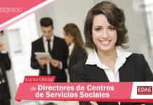 Director de Centros de Servicios Sociales. Curso Homologado